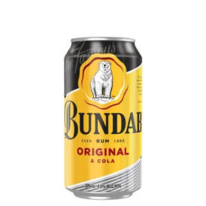 Bundaberg UP Rum & Cola 375ml