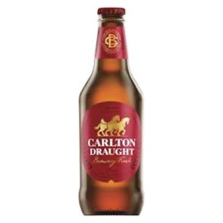 Carlton Draught 375ml