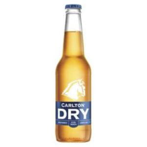 Carlton Dry 330ml