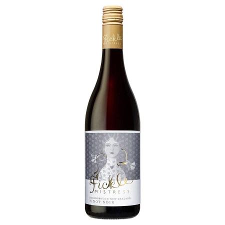 Fickle Mistress Pinot Noir 750ml