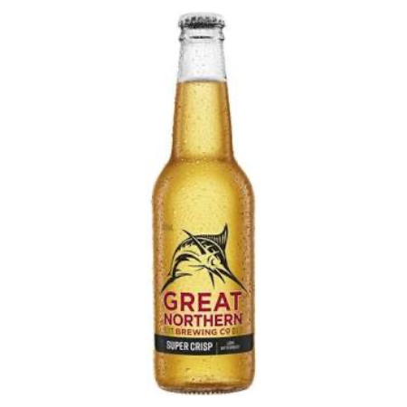 Great Northern Super Crisp 330ml