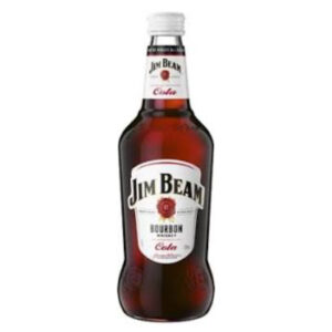 Jim Beam White Label Whiskey & Cola 330ml