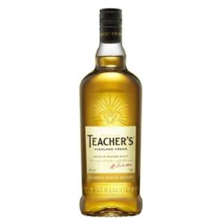 Teachers Scotch Whiskey 700ml